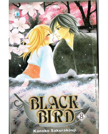 Black Bird  8  di Kanoko Sakurakouji ed.Star Comics