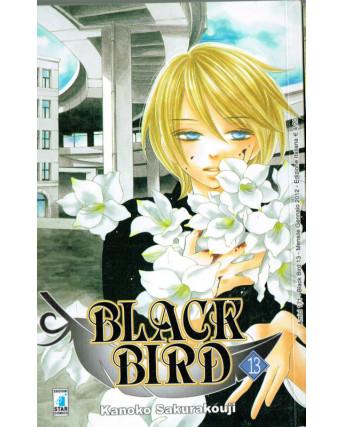 Black Bird 13  di Kanoko Sakurakouji ed.Star Comics