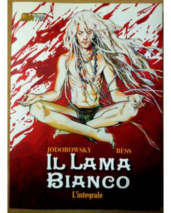 Il Lama Bianco l'integrale di Jodorowsky e Bess  ed.Magic Press NUOVO sconto 50%