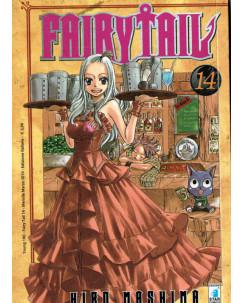 Fairy Tail 14 di Hiro MAshima ed.Star Comics