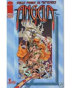 dalle pagine di Spawn:ANGELA *Cult Comics n.6  di Neil Gaiman