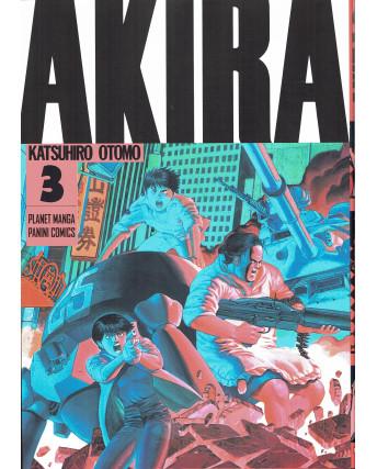Akira   3 di Katsuhiro Otomo NUOVA EDIZIONE ed. Panini
