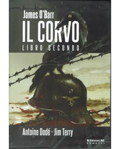 Il Corvo libro secondo di James O'Barr ed. Bd FU18