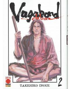 Vagabond Deluxe n. 2  di Takehiko Inoue ristampa ed. Panini NUOVO