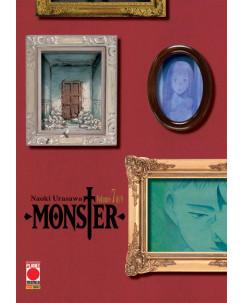 Monster Deluxe  7 di 9 ristampa di Naoki Urasawa ed. Panini
