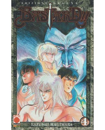 Bastard Deluxe n. 4 di Kazushi Hagiwara ed. Panini