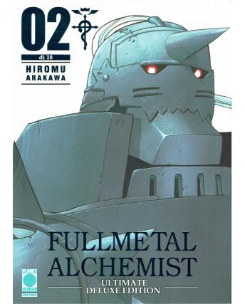 FullMetal Alchemist DELUXE  2 di Hiromu Arakawa ed. Panini
