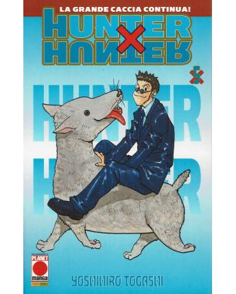 Hunter x Hunter n. 5 di Yoshihiro Togashi Ristampa NUOVO ed. Panini