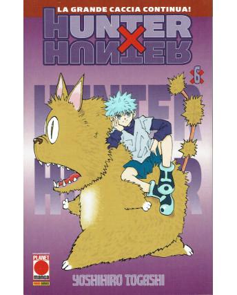 Hunter x Hunter n. 6 di Yoshihiro Togashi Ristampa NUOVO ed. Panini