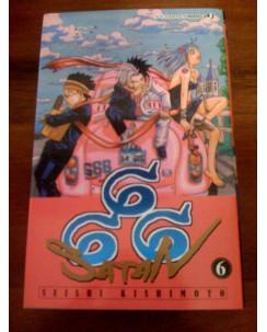666 Satan di Seishi Kishimoto N.  6 - Ed. Jpop Sconto 30%