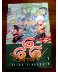 666 Satan di Seishi Kishimoto N.  7 - Ed. Jpop Sconto 30%