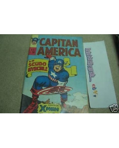 Capitan America n.  6 lo scudo invincibile ed. Corno