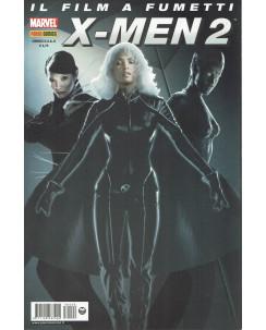 Comics Usa n. 8 X-Men 2 il film a fumetti ed. Panini