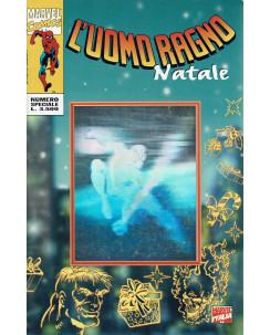 L'Uomo Ragno Natale numero speciale con CARTOLINE ed. Marvel Italia