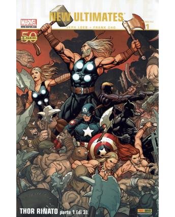 Ultimate Comics  5 New Ultimates  1 Thor Rinato 1di3 ed. Panini