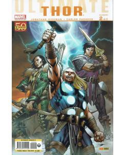 Ultimate Comics  5 Thor 2di2 di Hickman ed. Panini