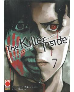The killer inside  7 di Onoruy Ito  ed. Panini NUOVO