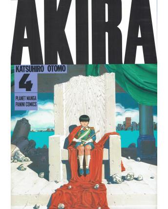 Akira   4 di Katsuhiro Otomo NUOVA EDIZIONE ed. Panini
