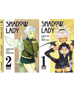 Shadow Lady 1/3 serie COMPLETA di Masakatsu Katsura ed. Star Comics
