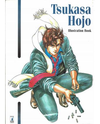 Tsukasa Hojo illustration book prima ed. Star Comics