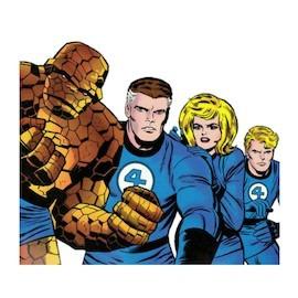 Fumetti Fantastici 4 Edizione Corno