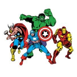 Fumetti Supereroi edizione Corno - Martina's Fumetti