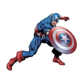 Fumetti Capitan America ed. Corno