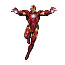 Fumetti Iron man e i potenti vendicatori