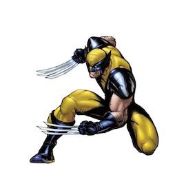 X Men e Wolverine