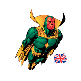 Supereroi in lingua originale